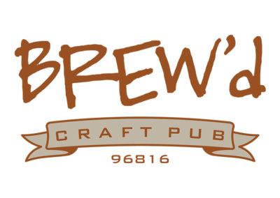 BREW'd Craft Pub