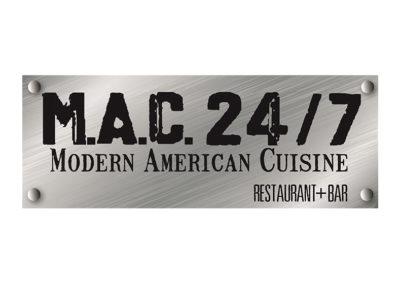 M.A.C. 24/7 Restaurant + Bar