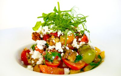 Panzanella Salad by MW Restaurant