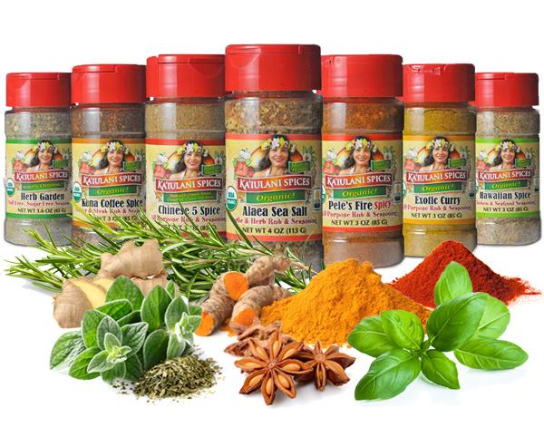 Ka'iulani Spices LLC